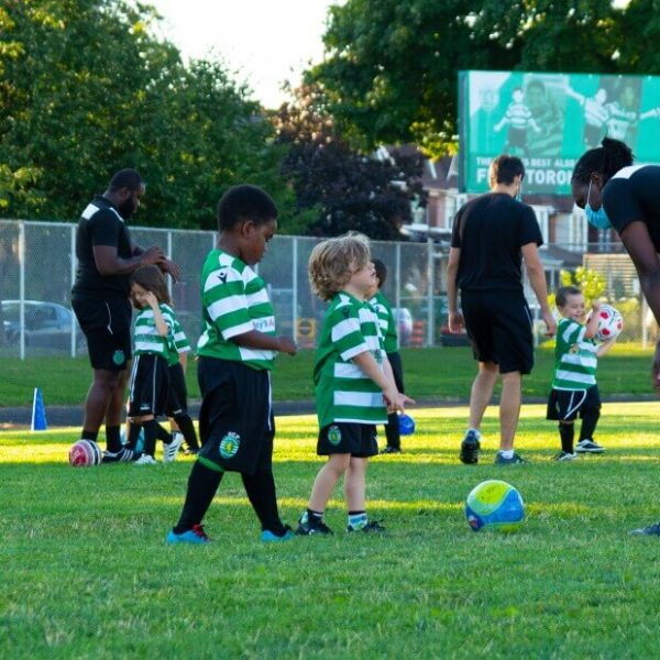 Sporting FC Toronto - summer camp4