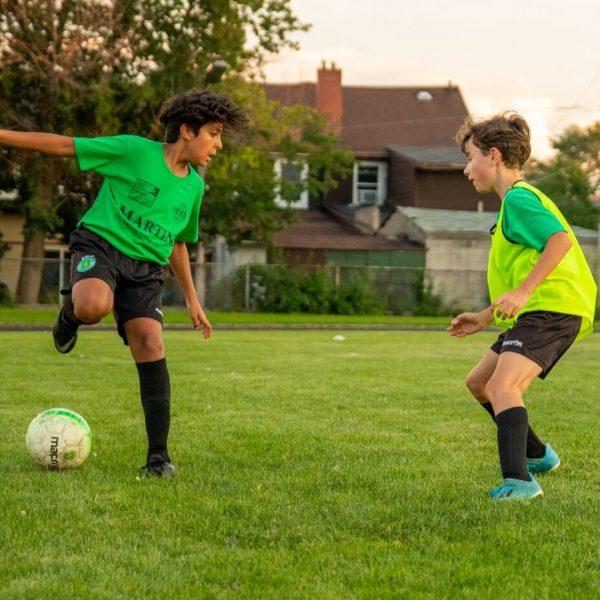 sporting fc toronto - soccer academy