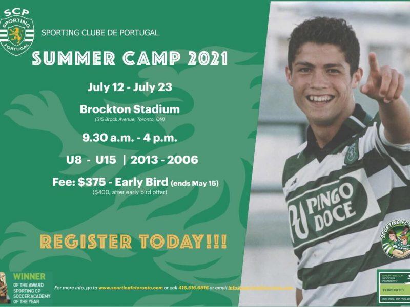 sporting fc toronto - summer camp