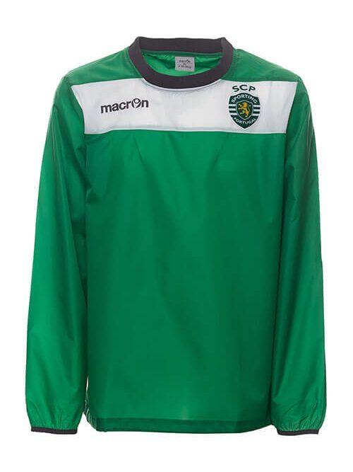 SPORTING FC TORONTO - ITEM 2 - Windbreaker green 1 front