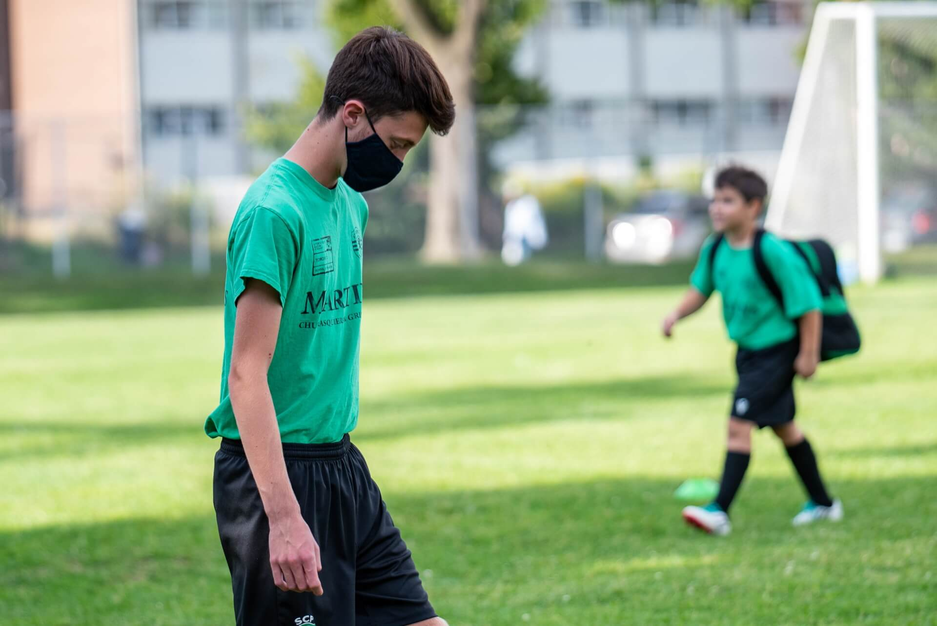 Sporting FC Toronto - return protocol