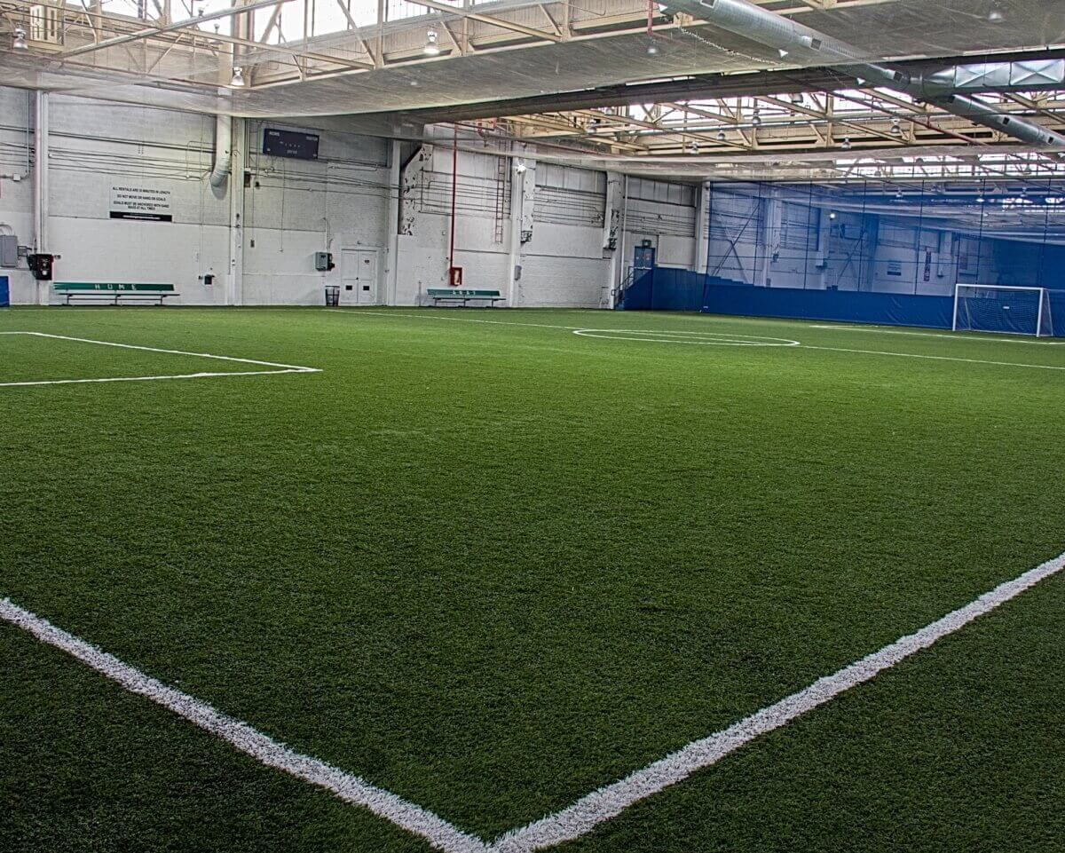 Sporting FC Toronto - Hangar Downsview