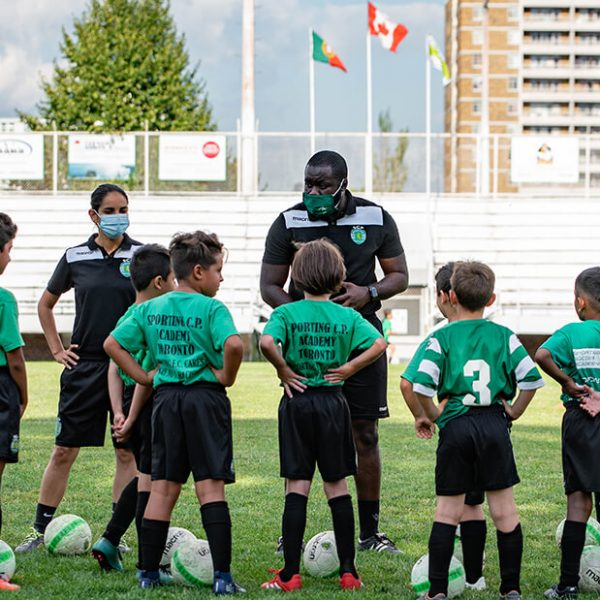 Sporting FC Toronto - summer camp2
